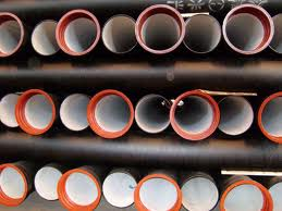 API 5L Round Ductile Cast iron pipes:DN80 ~DN 1200mm,SRL,DRL